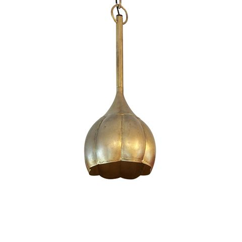 Lotus Hanging Light Small