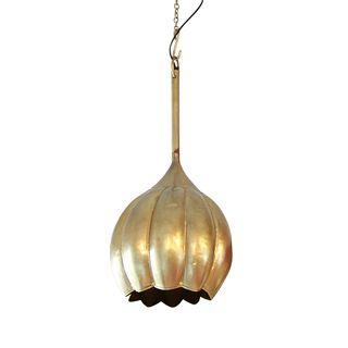 Lotus Hanging Light Medium