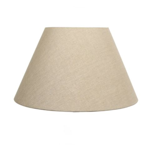 Tapered Large Shade Linen