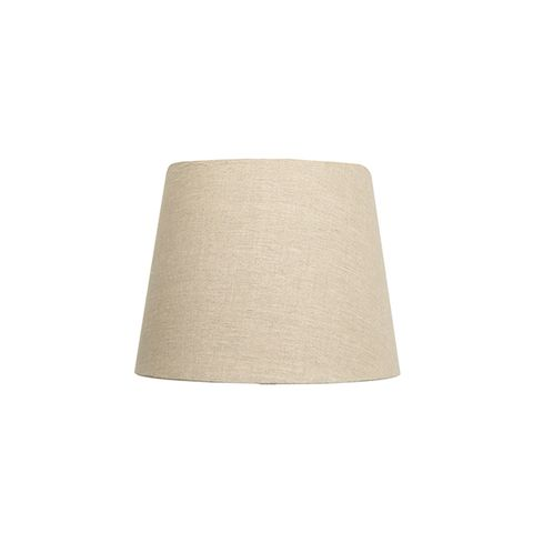 Tapered Drum Small Shade Linen