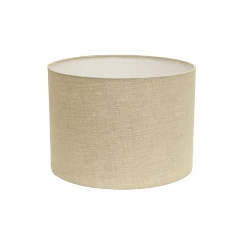 Drum Shade Linen