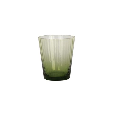 Talbot Tumbler Glass Green