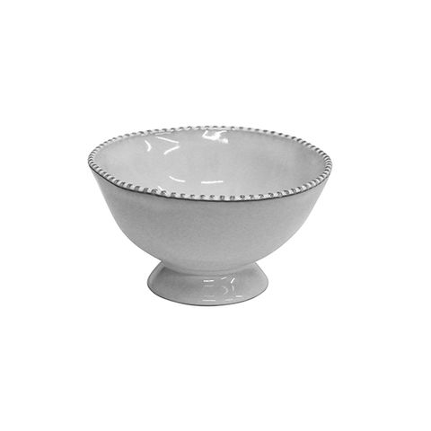 Iris Beaded Cereal Bowl