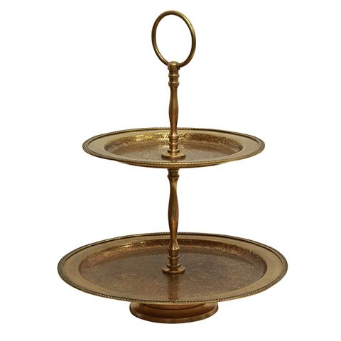 Carlo 2 Tier Cake Stand