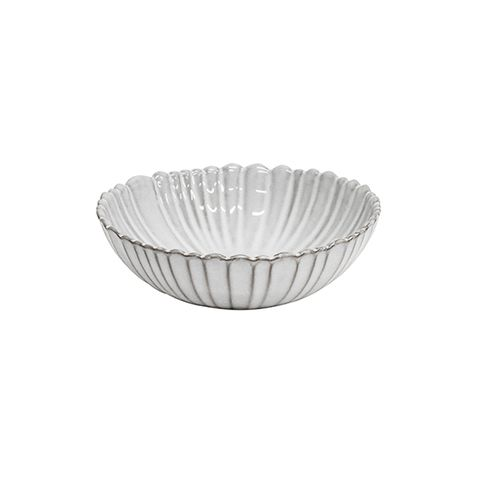 Iris Fluted Soup Bowl
