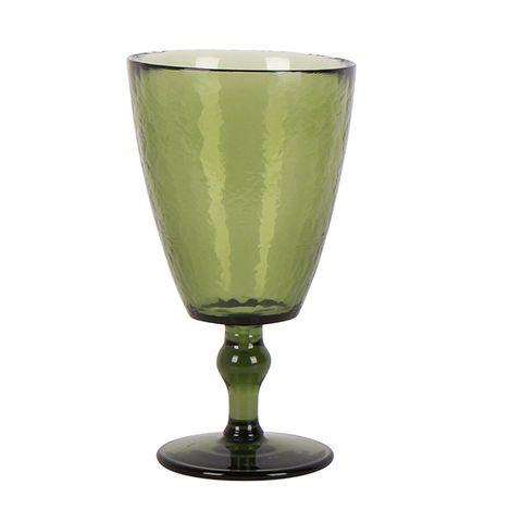 Vitro Olive Wine Glass