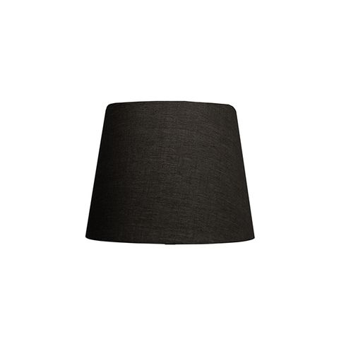 Tapered Drum Small Shade Black