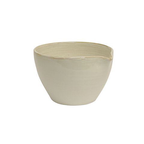 Franco Rustic White Mixing Bowl Small