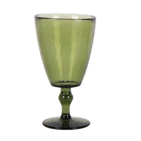 Vitro Olive Wine Glass
