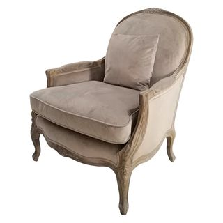 Elenor Chair Camel Velvet