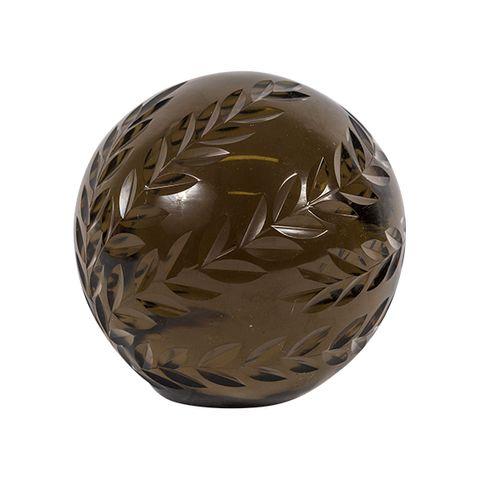 """Moss Wreath Cut Ball """"5"""