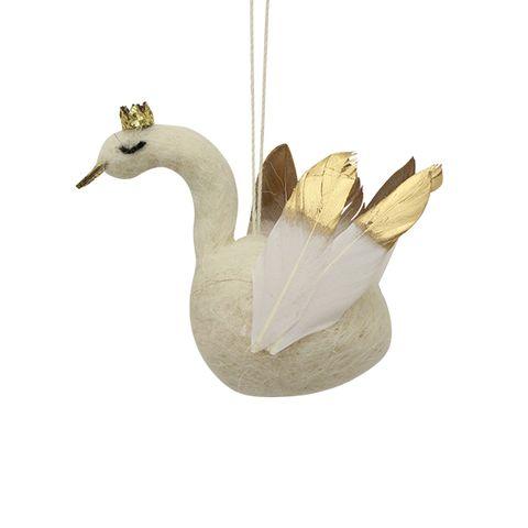 Swan Hanging Decoration