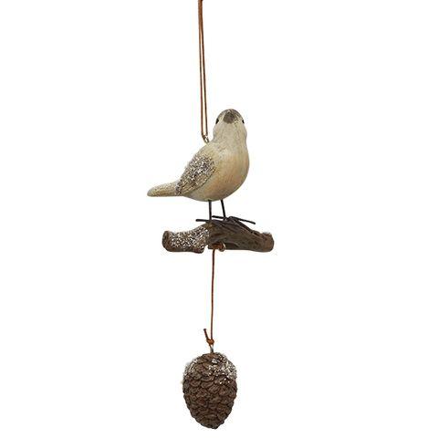 Bird Singing Hanging