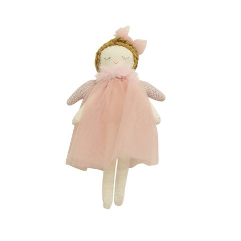 Ella Hanging Angel Pink Small