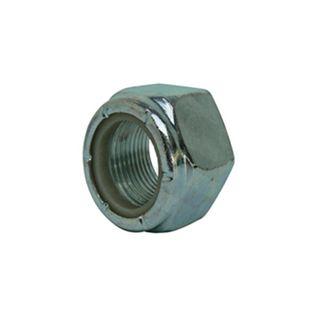 1 UNC Nyloc Nut SS316