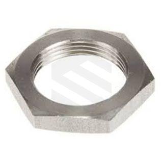 M10 Lock Nut Zp (Half Nut)