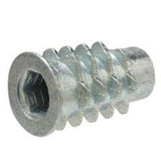 M5x13 Type D (Flanged) Insert Nut ZP