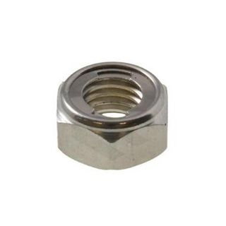Nut M8 Glenlock Nut 5mm Tall A2