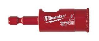 Milwaukee - Diamond Plus One Piece Hole Saw 3/4 20mm