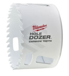 Milwaukee - ML HOLE DOZER CARBIDE TEETH 60mm 2-3/8in