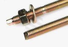 M12x160 Chem Setting Studs Chisel Cut YZ