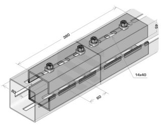 MODFRAME 100 Connector Set 2