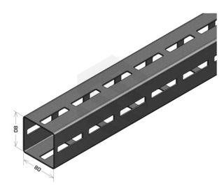MODFRAME 80 HDG 6 Metre Length