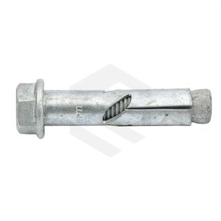 M10x75 Sleeve Anchor with Hex Nut Galv