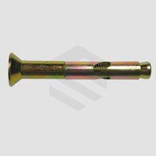 M10x100 Flush Head Sleeve Anchor With Bolt YZ