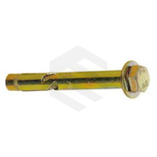 M12x75 Sleeve Anchor Flush Head With Bolt SS316