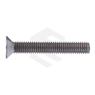 M4X10 Countersunk Torx Pin Security Machine Screw SS304
