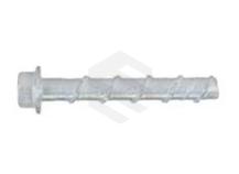 M10x100 Flange Hex Head Screw Bolt Anchor Seismic ZP