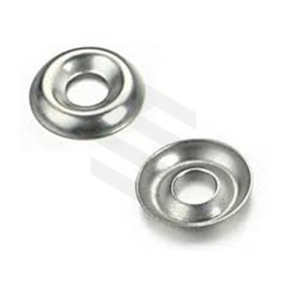 6g Cup Washer NP Brass