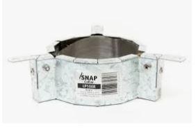 SNAP 100 Retro Fit Fire Collar