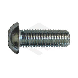 M10x100 Buttonhead Socket Screw ZP