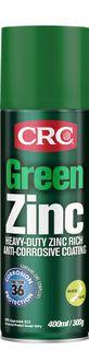 CRC Green Zinc Aerosol 400ml