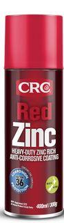 CRC Red Zinc Aerosol 400ml