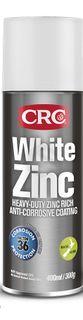 CRC White Zinc Aerosol 400ml