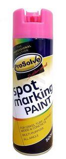 Spot Marking/Dazzle Spray Pink 350g