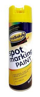 Spot Marking/Dazzle Spray Yellow 350g