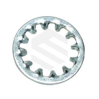1/4 Internal Tooth Lockwasher ZP