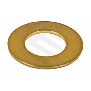 1/8 Light Washer Brass