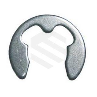 E Type Circlip 6mm Groove 7-9mm Shaft Zinc
