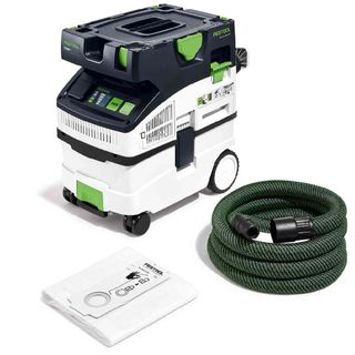 CT Midi Set Mobile Dust Extractor M class includes cleaning kit