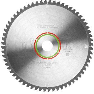 HW 260x2.5x30 WZ/FA64 Dia-260 Kerf 2.5mm