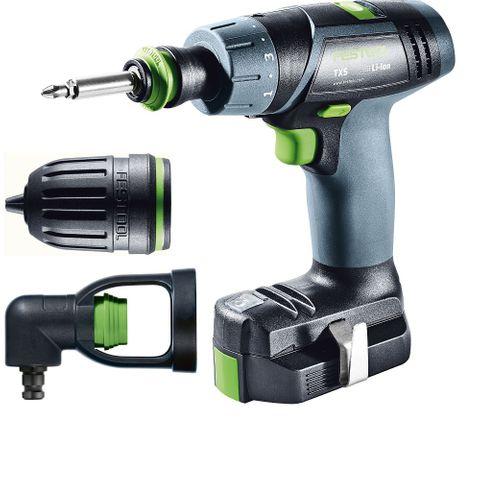 Cordless Drill TXS Li 2.6 Set AUS