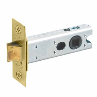 MORTICE LATCHES UNLACQUERED BRASS