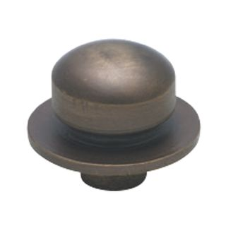 DIMMER-FAN CONTROL KNOB ANTIQUE BRASS