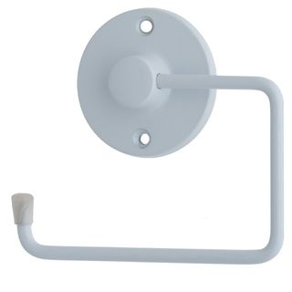 TOILET ROLL HOLDERS WHITE