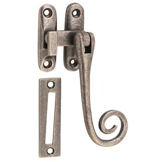 CASEMENT FASTENERS RUMBLED NICKEL